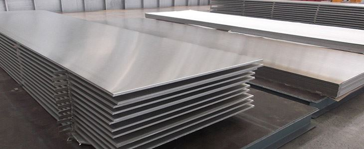 Plus Metals - 2014 T652 Aluminium Plate Suppliers Stockists Importer Exporter in India