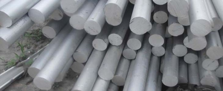 7175 T7351 Aluminium Round Bar Suppliers Stockists Importer Exporter in India