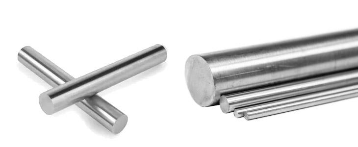Vim Var Core Iron Rod in India - Plus Metals